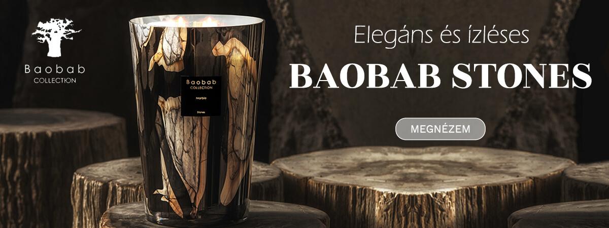 Baobab Stones