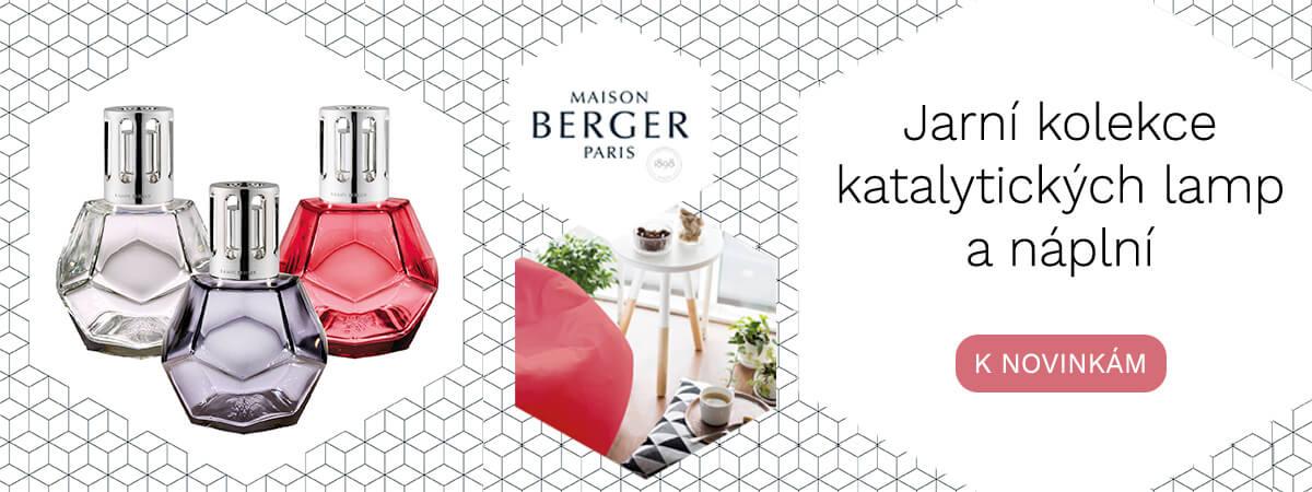 Jarní Maison Berger