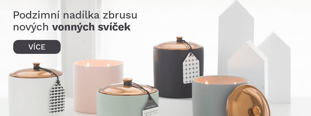 nové svíčky