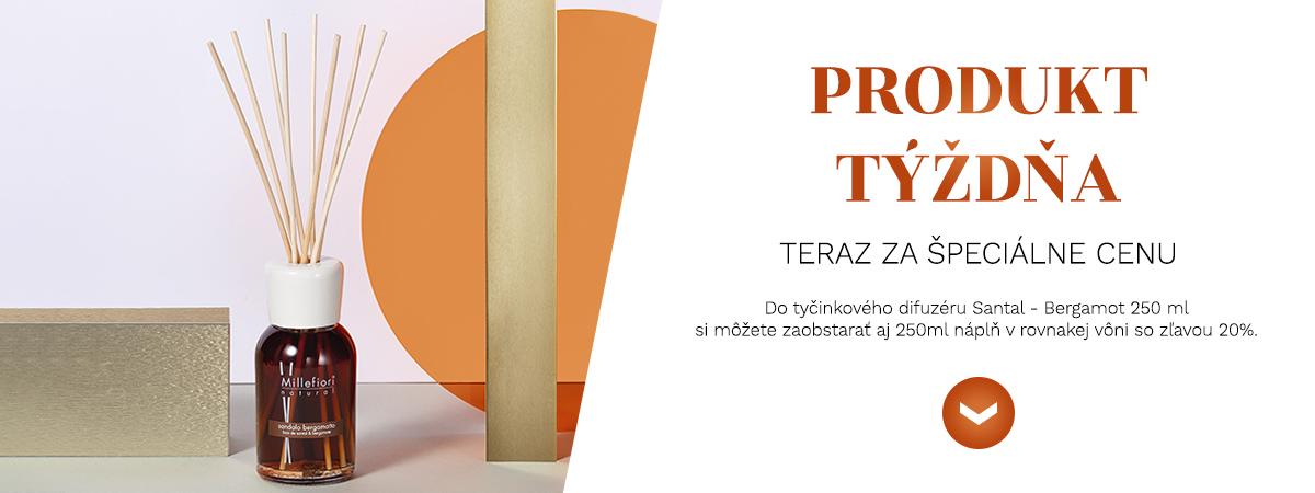 Produkt týdne - Millefiori 05/2021