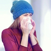 Při chřipce a nachlazení