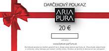 Darčekový poukaz na 20 EUR