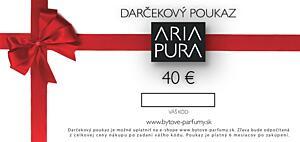GESCHENKGUTSCHEIN 40 EUR