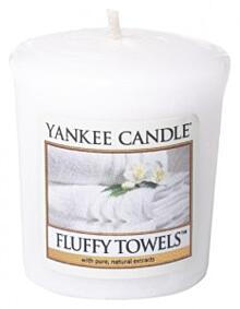 Svíčka votiv, YANKEE CANDLE, Fluffy Towels