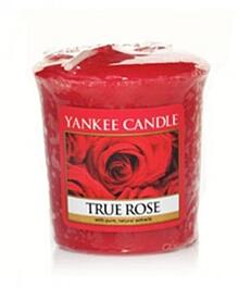 Svíčka votiv, YANKEE CANDLE, True Rose