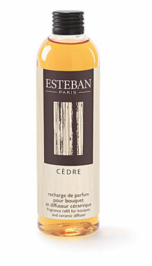 NÁPLŇ DO DIFUZÉRU ESTEBAN - CEDR, 250 ML