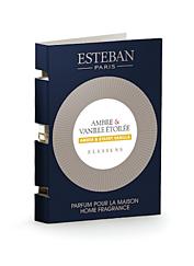 ESTEBAN ELESSENS, TESTER SPRAY 2,5 ML - AMBRA UND VANILLE
