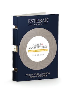 ESTEBAN ELESSENS, TESTER SPREJ 2,5 ML - AMBRA A VANILKA
