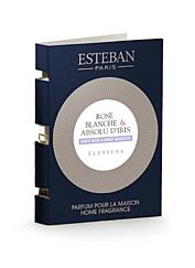 ESTEBAN - TESTER SPREJ 2,5 ML - ELESSENCE - biela ruža - white rose & orris absolute