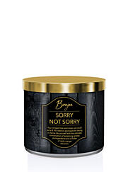 KRINGLE CANDLE VONNÁ SVÍČKA BOUJEE – SORRY NOT SORRY, 411 G