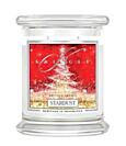 KRINGLE CANDLE Medium Duftkerze – STARDUST