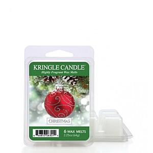 KRINGLE CANDLE, DUFTWACHSE - CHRISTMAS, 64 G