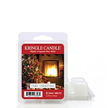 KRINGLE CANDLE, DUFTWACHSE - COZY CHRISTMAS, 64 G