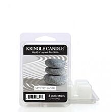KRINGLE CANDLE, VONNÝ VOSK - MYSTIC SANDS, 64 G