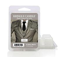 KRINGLE CANDLE, ILLATOS VIASZ - GREY, 64 G