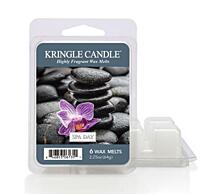 KRINGLE CANDLE, ILLATOS VIASZ - SPA DAY, 64 G