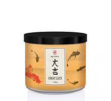 KRINGLE CANDLE VONNÁ SVIEČKA ZEN – GREAT LUCK, 411 G