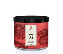 KRINGLE CANDLE ZEN – STRENGHT ILLATGYERTYA, 411 G