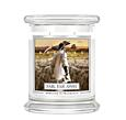 KRINGLE CANDLE Medium Duftkerze – FAR, FAR AWAY