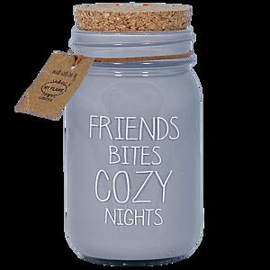MY FLAME VONNÁ SVÍČKA - FRIENDS BITES COZY NIGHTS - WARM CASHMERE