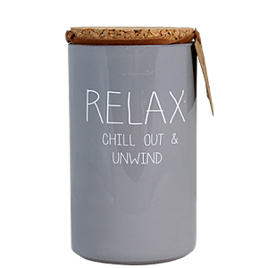 MY FLAME DUFTKERZE - RELAX, CHILL OUT & UNWIND - AMBER'S SECRET