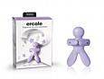 Mr&Mrs Fragrance panáčik do šatníka Ercole - Lavender