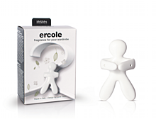 Mr&Mrs Fragrance figura ruhásszekrénybe Ercole - White Lily