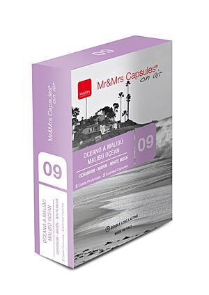 Mr&Mrs Aróma Kapsule 2ks - Oceano a Malibu (Slaná voda)