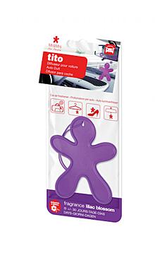 TITO voňavý panáček, fialový - Lilac Blossom
