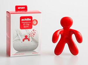Mr&Mrs Fragrance panáčik pre šport Achille - Pepper Mint