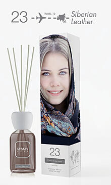 Mr&Mrs Fragrance Easy diffúzor - Cuoio Siberiano (Szibériai bőr)