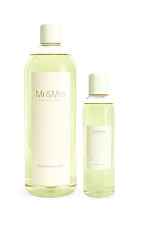 MR&MRS FRAGRANCE NÁPLŇ DO DIFUZÉRU - MALAYSIAN BLACK TEA - 200 ML