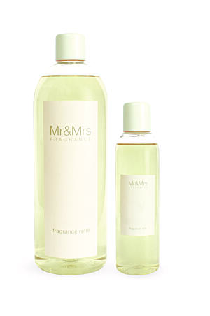 MR&MRS FRAGRANCE NÁPLŇ DO DIFUZÉRU - MALAYSIAN BLACK TEA, 1000 ML