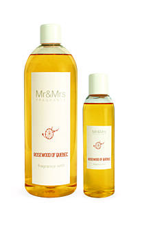 MR&MRS FRAGRANCE NÁPLŇ DO DIFUZÉRU - ROSEWOOD OF QUEBEC, 200 ML