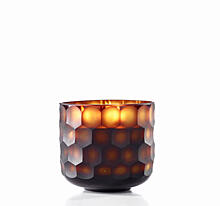 LUXUS-DUFTKERZE ONNO CIRCLE S - ESCAPE, AMBER