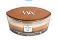 WOODWICK ILLATGYERTYA - CAFÉ SWEETS, 453 G