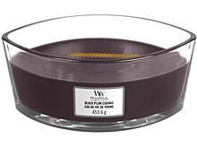 WOODWICK ILLATGYERTYA - BLACK PLUM COGNAC, 453 G