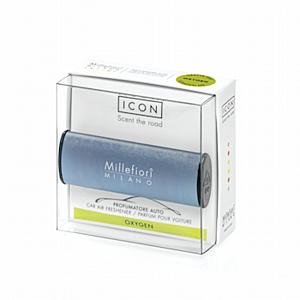 Autóillatosító Metallo - Matt kék, Millefiori - Oxygen