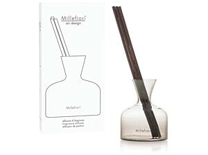 Designový tyčinkový difuzér Millefiori - Vase béžový, 250 ml
