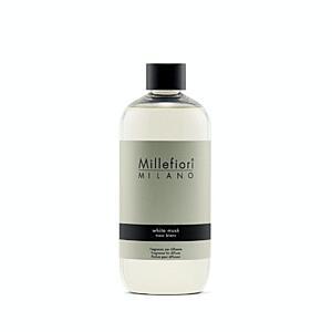 Füllung für Aroma-Diffuser 500ml, NATURAL, Millefiori, Weißer Moschus