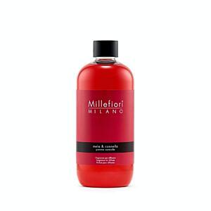Náplň do aroma difuzéru 500ml, NATURAL, Millefiori, Jablko se skořicí
