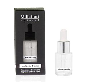 Aroma olej 15 ml, NATURAL, Millefiori, MÁTA A TONKA