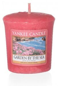 SVIEČKA VOTIV, YANKEE CANDLE, GARDEN BY THE SEA