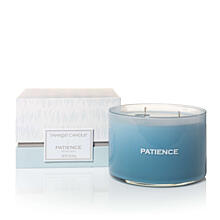 MAKING MEMORIES ILLATGYERTYA, PATIENCE - SEA GLASS, YANKEE CANDLE